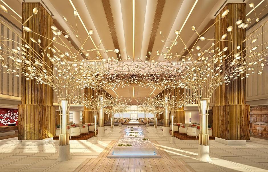 Mandarin Oriental Jumeira, Dubai.