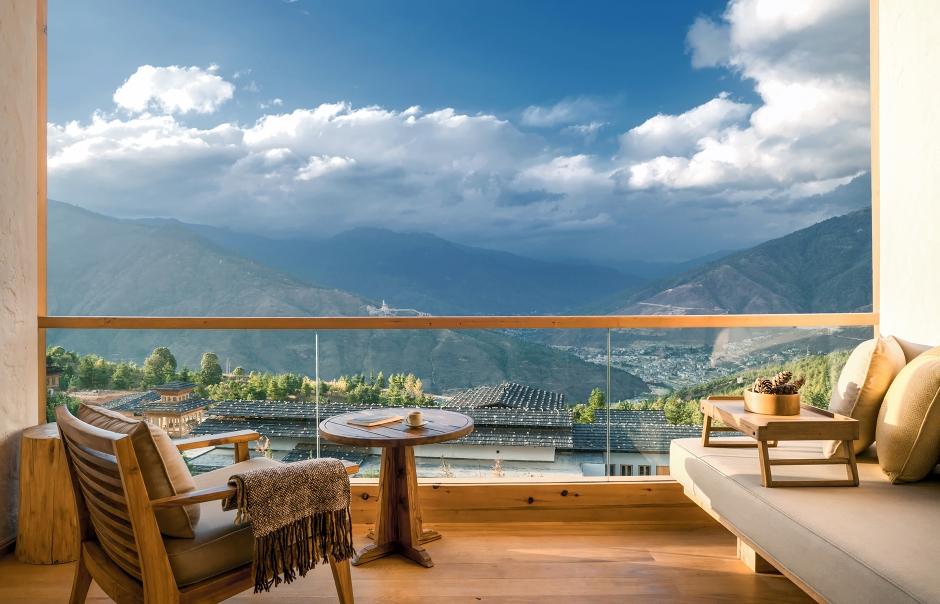 Six Senses Bhutan.