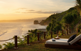 Lelewatu Resort Sumba, Indonesia.