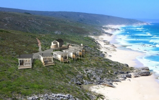 Lekkerwater Beach Lodge, South Africa.