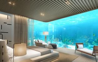 Waldorf Astoria Ithaafushi, Maldives.