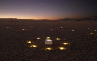 &Beyond Sossusvlei Desert Lodge, Namibia.
