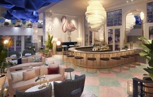 The Celino South Beach,Miami, Florida, US.