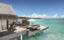 Fairmont Maldives, Sirru Fen Fushi, 