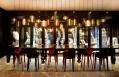 Restaurant, W Hong Kong. © Starwood Hotels & Resorts Worldwide