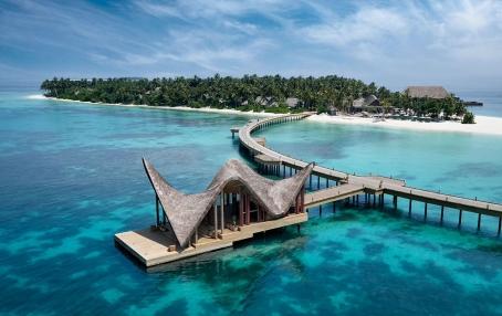 JOALI Maldives, Raa Atoll, Maldives. © Joali
