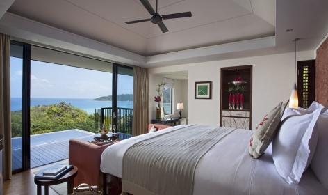 Raffles Praslin, Seychelles © Raffles Hotels & Resorts