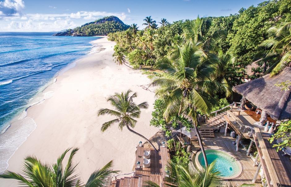 North Island, Seychelles. © North Island Seychelles