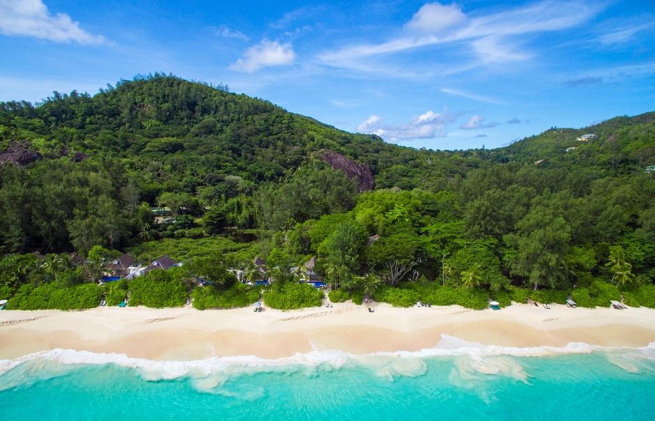 Banyan Tree Seychelles. Luxury Hotel Review by TravelPlusStyle. Photo © Banyan Tree Hotels & Resorts