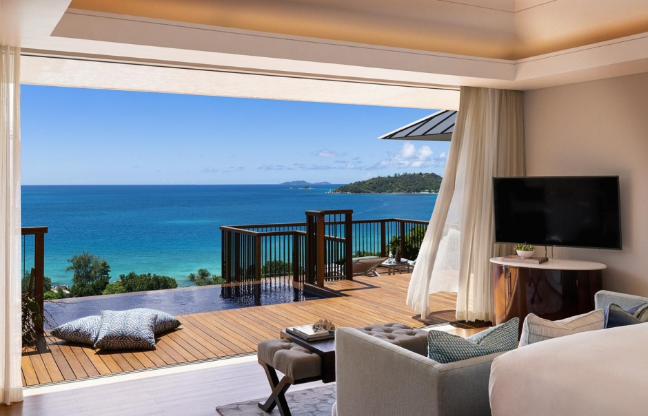 The Best Luxury resorts in the Seychelles. TravelPlusStyle.com