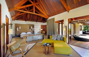 Constance Lemuria. The Best Luxury resorts in the Seychelles. TravelPlusStyle.com
