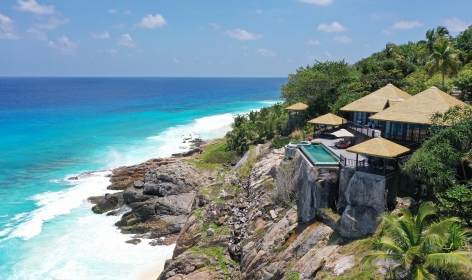 Fregate Private Island. The Best Luxury resorts in the Seychelles. TravelPlusStyle.com