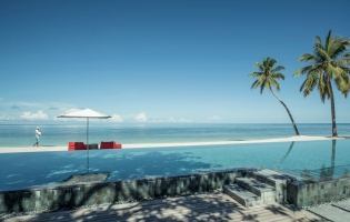 Four Seasons Resort Seychelles at Desroches.. The Best Luxury resorts in the Seychelles. TravelPlusStyle.com