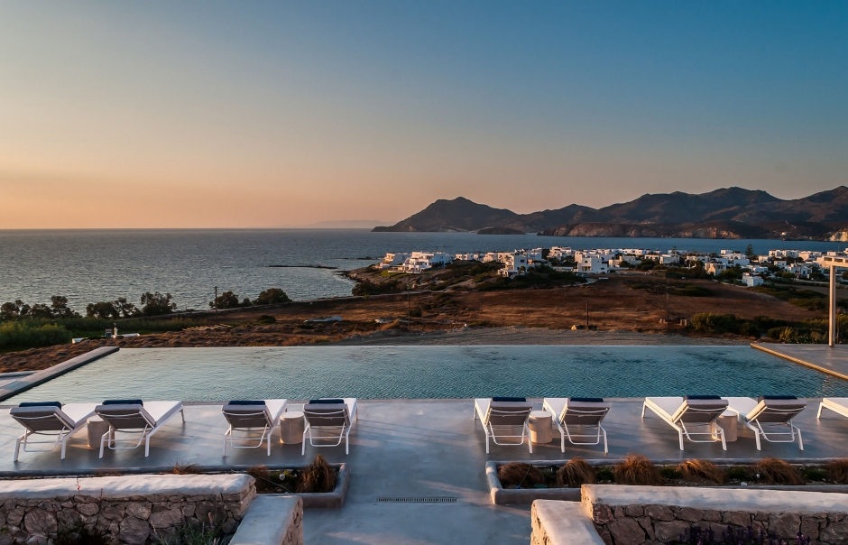 Milos Breeze Boutique Hotel. Milos, Greece. Travelplusstyle.com