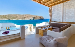 Salt Suites & Executive Rooms. Milos, Greece. Travelplusstyle.com
