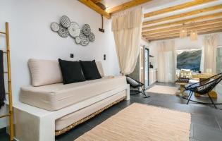 Aqua House, Pachaina. Milos, Greece. Travelplusstyle.com