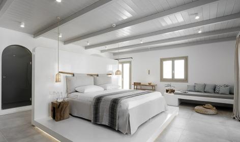 Arco Solium Suites Milos. Milos, Greece. Travelplusstyle.com