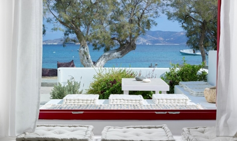 Unique Milos Suites, Pollonia. Milos, Greece. Travelplusstyle.com