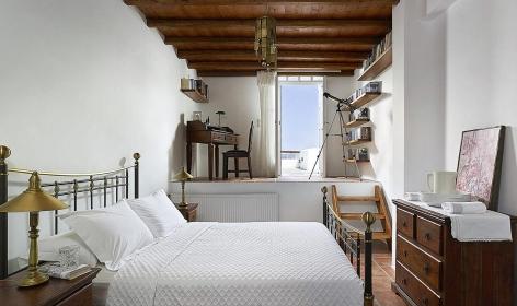 Villa Casa Litore, Pollonia. Milos, Greece. Travelplusstyle.com