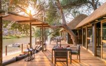 Serra Cafema Camp, Kaokoland, Namibia. Hotel Review by TravelPlusStyle. Photo © Wilderness Safaris