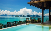 Six Senses Yao Noi, Phang Nga, Thailand. © Six Senses Hotels Resorts Spas