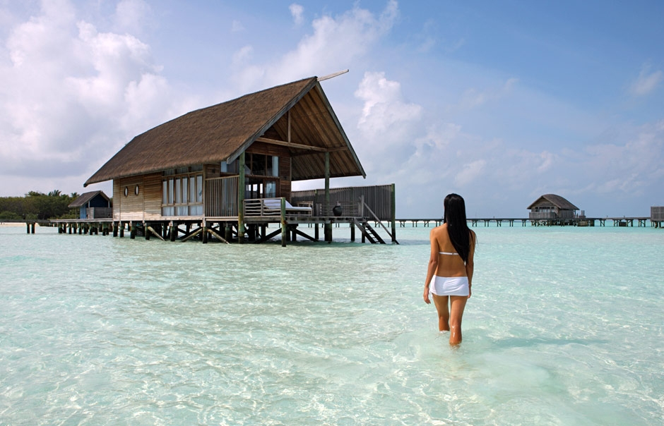 Loft Villa. Cocoa Island - Maldives. © COMO Hotels and Resorts