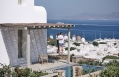 Belvedere Mykonos, Greece. Hotel Review by TravelPlusStyle. Photo © Belvedere Mykonos