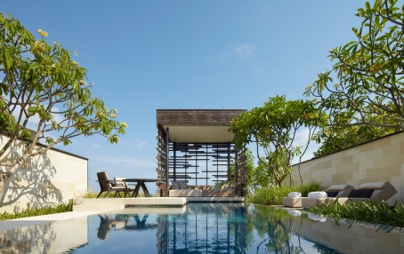 Alila Villas Uluwatu, Bali, Indonesia. Luxury Hotel Review by TravelPlusStyle. Photo © Alila Hotels & Resorts
