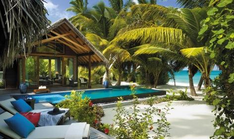 Shangri-La's Villingili Resort and Spa, Maldives. Hotel Review by TravelPlusStyle. Photo © Shangri-La Hotels and Resorts