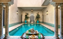 Riad Kniza, Marrakech, Morocco. Hotel Review by TravelPlusStyle. Photo © Riad Kniza