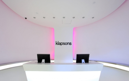 Klapsons, The Boutique Hotel, Singapore. © Klapsons