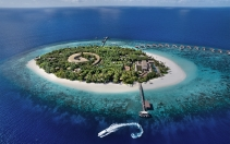 Park Hyatt Maldives, Hadahaa, Maldives. Hotel Review by TravelPlusStyle. Photo © Hyatt Corporation