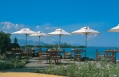 The Lagoon Pool Restaurant. © Oberoi Hotels & Resorts