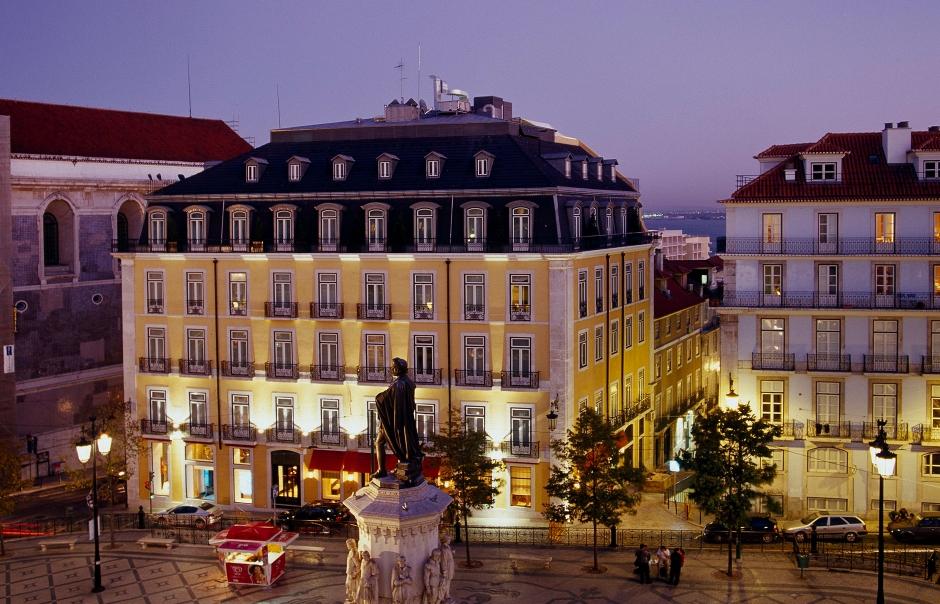 Bairro Alto Hotel, Lisbon, Portugal. Hotel Review by TravelPlusStyle. Photo © Bairro Alto Hotel