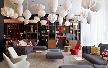 citizenM London Bankside hotel, London, UK.  Hotel Review. Photo © citizenM Hotels
