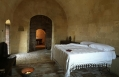 Sextantio Le Grotte Della Civita, Italy. Hotel Review by TravelPlusStyle. Photo © Sextantio