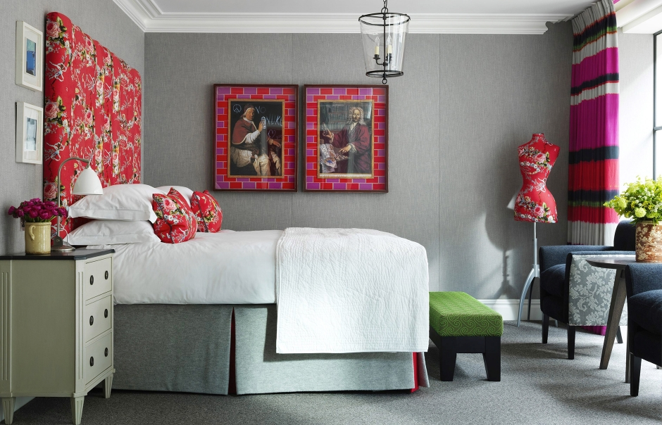 Ham Yard Hotel — Firmdale Hotels, London, UK. Luxury Hotel Review by TravelPlusStyle. Photo © Firmdale Hotels