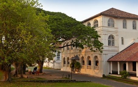 Amangalla, Galle, Sri Lanka. Luxury Hotel Review by TravelPlusStyle © Aman Resorts