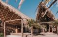 Papaya Playa Project, Tulum, Mexico. Hotel Review by TravelPlusStyle. Photo © Papaya Playa Project