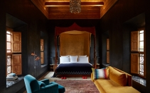 Riad El Fenn, Marrakesh, Morocco. Hotel Review by TravelPlusStyle. Photo ©  El Fenn