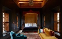 Riad El Fenn, Marrakesh, Morocco. Hotel Review by TravelPlusStyle. Photo ©  El Fenn