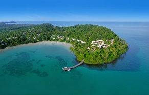 Soneva Kiri, Koh Kood, Thailand. Luxury Hotel Review by TravelPlusStyle. Photo © Soneva