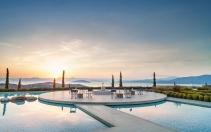 Amanzoe, Porto Heli, Peloponnese, Greece. Luxury Hotel Review by TravelPlusStyle. © Aman Resorts