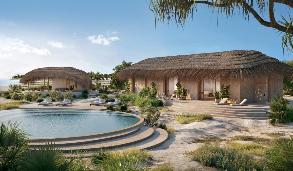 Kisawa Sanctuary, Benguerra Island, Mozambique. TravelPlusStyle.com