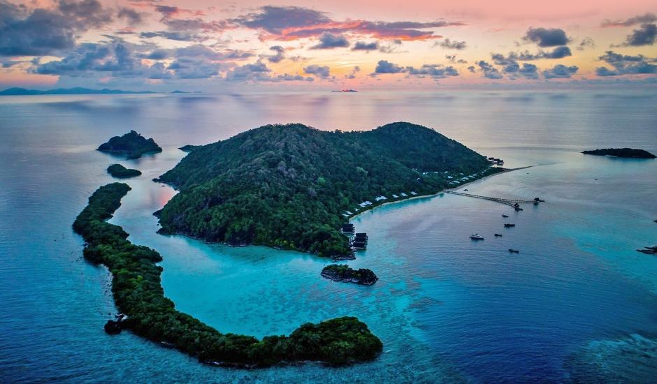 Elang, Anambas Island, Indonesia. TravelPlusStyle.com