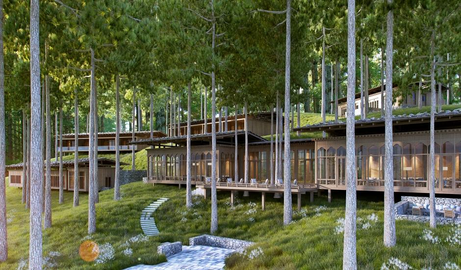 Six Senses Bumthang, Bhutan. TravelPlusStyle.com