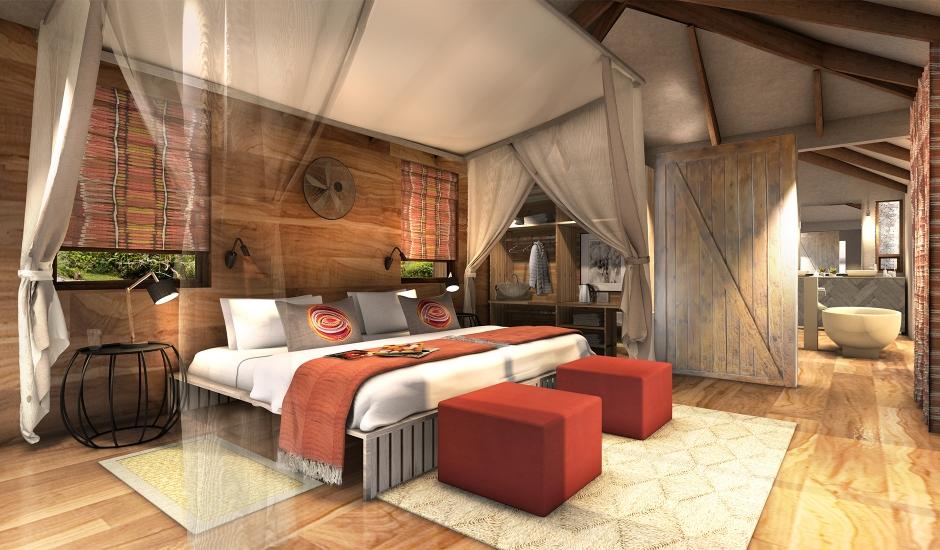 Sayari Camp, Serengeti, Tanzania. TravelPlusStyle.com