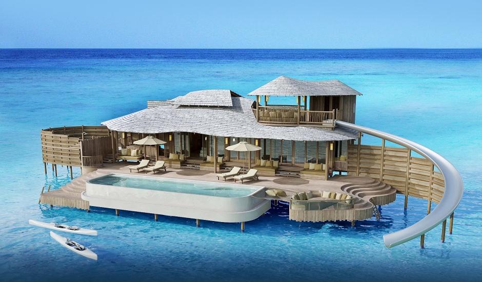 Soneva Fushi, Maldives. TravelPlusStyle.com