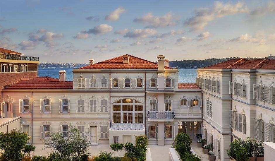 Six Senses Kocatas Mansions, Istanbul, Turkey. TravelPlusStyle.com