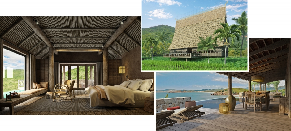 Zannier Bai San Hô, Vietnam. TravelPlusStyle.com